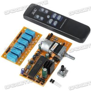 MV04-Motorized-Remote-Volume-Control-Input-Selector-kit