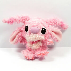 Disney-Lilo-and-Stitch-Girlfriend-Angel-Stuffed-Plush-Toy-Pink-10cm-4-tall