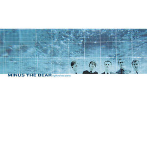 Minus the Bear Highly Refined Pirates LP vinyl record botch appleseed cast