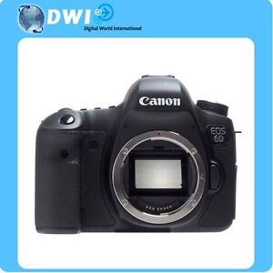 SALE BRAND NEW CANON EOS 6D DIGITAL SLR CAMERA BODY ONLY FULL FRAME 20.2MP WIFI