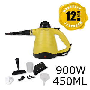 NEW Portable Handheld Steam Cleaner Floor Carpet Steamer 4 Bar Pressure Washer