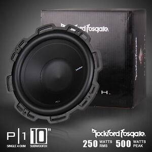 Rockford Fosgate: Subwoofers, Amplifiers, Speakers, Subs, Punch