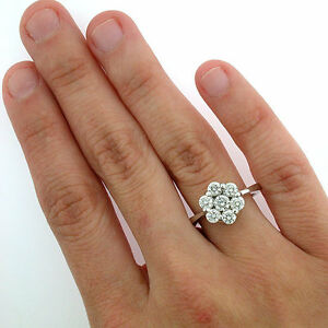 Halo Diamond Ring Collection at jewelryexchangecom