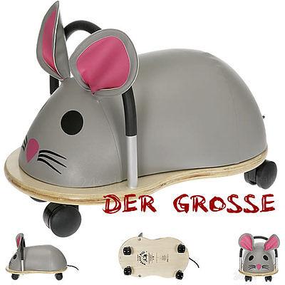 WHEELYBUG MAUS Kinderfahrzeug Wheely Bug Rutscher Rutschfahrzeug / der GROSSE