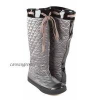 DKNY Gray Boots BOTTES FEMME HIVER AUTUMN 7.5  $199 NEUFS