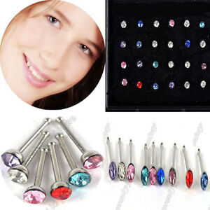 wholesale-lot-24pcs-Fashion-Rhinestone-Nose-Ring-Bone-Stud-Body-Piercing-Jewelry
