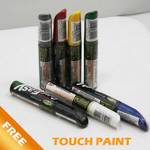 honda acura civic accord fit crv jazz touch up paint ruby
