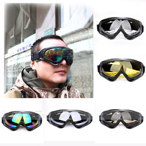 Motorcycle-MTB-Ski-Snowboard-Dustproof-Eye-Glasses-Eyewears-Goggles-Sunglasses