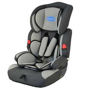 Bebehut Convertible Baby Child Car Seat & Booster Seat  Group 1/2/3 9-36 kg