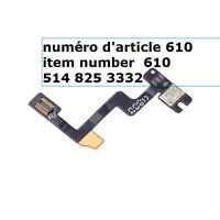Microphone Speaker Flex Cable for Apple iPad 2 Parts