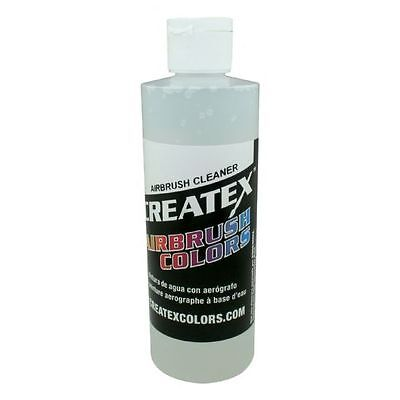CREATEX - AIRBRUSHING - Airbrush CLEANER - 8 oz Bottle