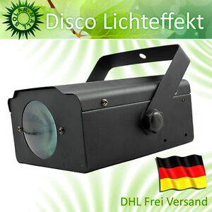 Disco Beleuchtung LED Licht DJ Moonflower Effekt Party Lichteffekt