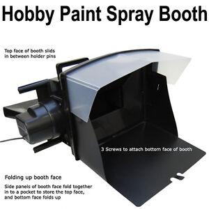 Airbrush Gun Paint Spray Booth