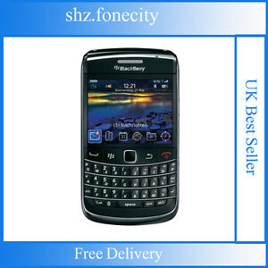 New BlackBerry Bold 9780 Sim Free Mobile Phone - Black (Unlocked) Smartphone