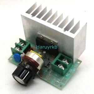 10000w 220v Adjust Scr Voltage Regulator Motor Speed