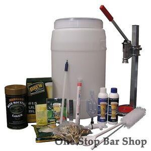 Brewery Beer Beginner Kit Upgrade - Home Brewing -