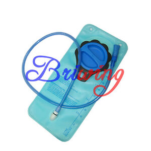 2L Bicycle Mouth Water Bladder Bag Hydration Hiking