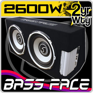 Bass Face Twin / Double 12