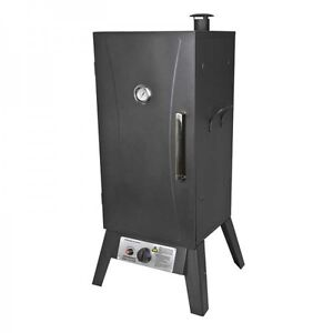 COMPANION - OUTDOOR LP GAS  MEAT/POULTRY/FISH  SMOKER