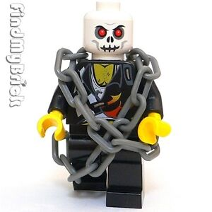 M023B-Lego-Custom-Super-Heroes-Ghost-Rider-Akartsky-Custom-Minifigure-NEW