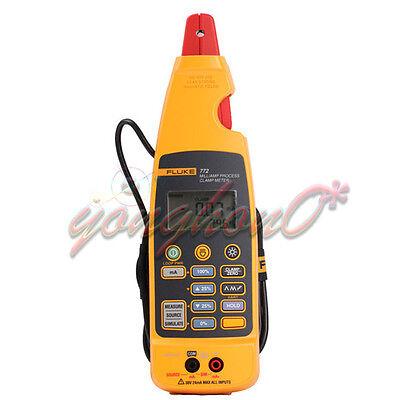 Digital Fluke 772 Milliamp Process Clamp Meter Tester New