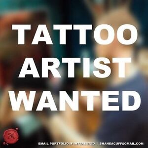 TATTOO ARTIST WANTED in MORINVILLE
