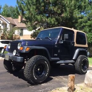 1998 Jeep TJ for Sale