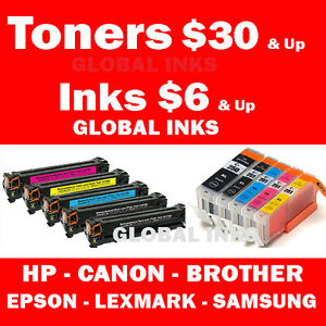 Ink & Toner 1000's in Stock - HP Canon Epson Brother Samsung London Ontario image 1