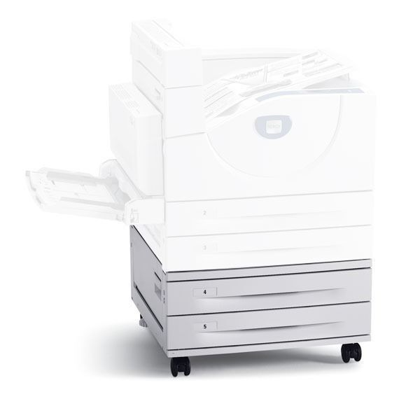 Genuine Xerox 1000 2 Drawer Sheet Feeder and Stand Phaser 5500 5550 097S03716