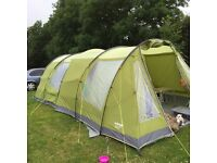 Vango Icarus 500 TENT plus AWNING