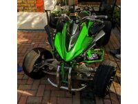 Jinling 250 Quad bike