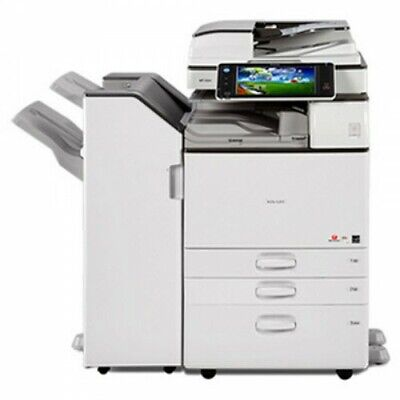 Ricoh Mp2554 Office Business Copier Printer Scanner - Ultra Low Meters 75k