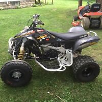Canam ds450x