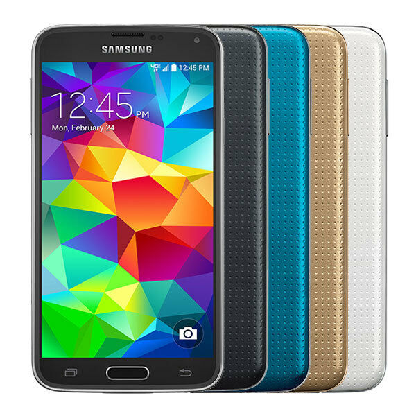 Android Phone - Samsung G900 Galaxy S5 Verizon Wireless 4G LTE 16GB Android Smartphone