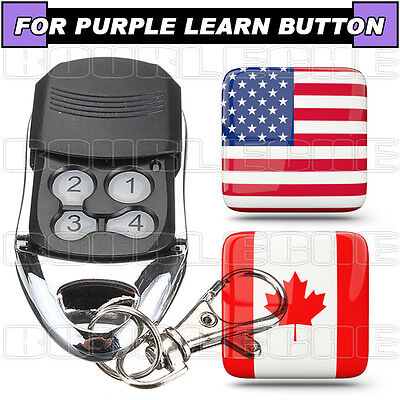 371RGD Garage Door Opener 1 button Remote 315Mhz 317RGD Key Chain  BEST