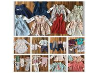 Girls 3-6 month bundle,