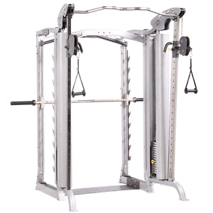 Commercial Hoist PTS Functional Trainer Smith Machine