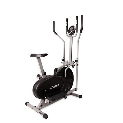 Esprit Fitness X-MOVE 2-IN-1 Elliptical Cross Trainer & Exercise Bike
