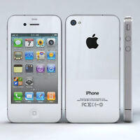 iPhone 4, locked to sasktel, perfect condition