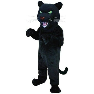 Panther Professional Quality Mascot Costume Adult - Panther Mascot