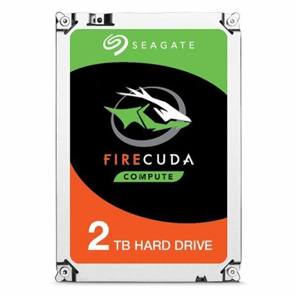 "Seagate FireCuda Compute 2TB 2000GB 2,5"" 6Gbs ST2000LX001 Hybrid Festplatte SSHD"