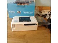Canon selphy cp730 printer