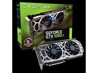 New EVGA GTX 1080 ti SC2 - unopened