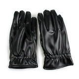 Men's Gloves Motorcycle Driving Winter Warm Thermal Lined Wrist Elastic