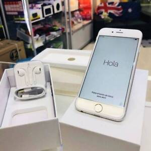 ON SALE! Iphone 6S 64GB Silver unlocked tax invoice warranty Surfers Paradise Gold Coast City Preview