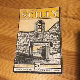 1960 Isles of Scilly Guide Book.