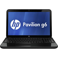 HP G6-2320DX Deluxe GPG6 A6 QC 4 Ram, 500 Gig HD