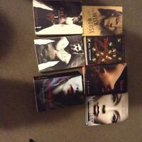 Assorted books all in awesome condition