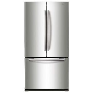 Samsung SS FRENCH door fridge with ice maker