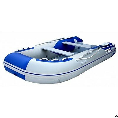 11FT KODIAK SPORTSMAN INFLATABLE BOAT - raft, fish, leisure, hobby, float, river